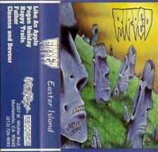 Ripped - Easter Island - Wild Rags Metal NEW Cassette