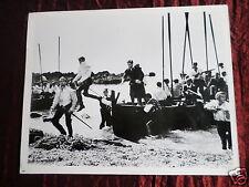 ROD TAYLOR - KEITH MICHELL - SEVEN SEA'S TO CALAIS  PUBLICITY PHOTOGRAPH- 8X10