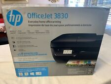 Brand New HP OfficeJet 3830 All-in-One Scanner Printer Copy & Fax (K7V40A)