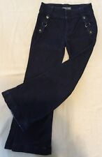 7 for All Manking Dark Wash Women's Jeans Size 24 Flare