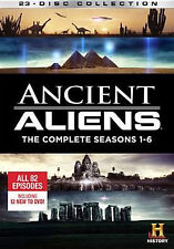 ANCIENT ALIENS SSN 1-6 GIFTSET (24PC) - DVD - Region 1 - Sealed