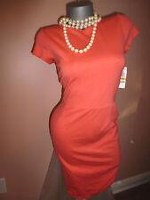 Bar lll Womens cap sleeves stretchy sexy dress sz-medium