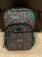 NWT Vera Bradley Campus Backpack with Laptop Compartment
