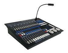 Controller 1024 DMX mixer luci professionale Creator CON CASE