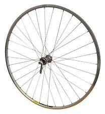 700c FRONT Shimano Tiagra 32h Hub Road Bike Mavic Open Sport Silver Rim Wheel