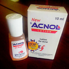 New Acnol Lotion 10 mL for Acne Care Solutiion [Free Shipping]