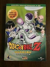 DRAGON BALL Z VOL 12 - 2 DVD CAP 90 A 98 - 200 MIN - REMASTERIZADA SIN CENSURA