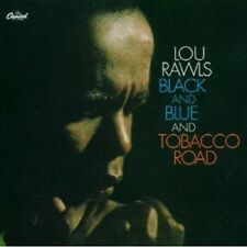 Lou Rawls Black And Blue/Tobacco Road 2on1 CD NEW SEALED 2006 Remastered Jazz