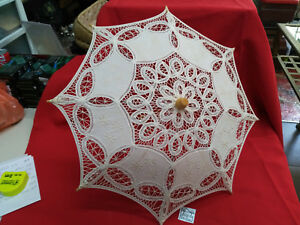 Small Parasol Old Lace REF27315