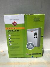Rheem Retex-18 18 kW Self-Modulating 3.5 Gpm Electric Tankless Water Heater