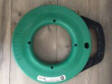 "Greenlee FTN536-50 MagnumPro Nylon Fish Tape with Case 3/16"" x 50'"