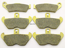 Front Rear Brake Pads For BMW R 1200 R 1200 C 1996 1997 98 1999 2000 01 02 2003