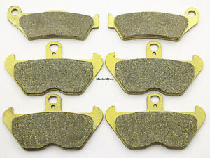 Front Rear Brake Pads For BMW R 850 R RT 1994 95 96 97 1998 1999 2000 2001 2002