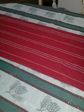 """Rustic Red Table Runner - 13 1/2"""" x 67"""""""