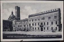 1930 - Mantova - Palazzo Sordello, Palazzo Castiglioni e Torre della Gabbia