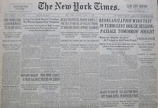 4-1938 WWII April 1 6,000 TROOPS SEEK A HAVEN IN FRANCE TO ESCAPE REBELS. 77TH