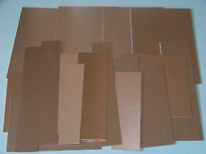 Sortiment Leiterplatten (kupferbeschichtete Platinen), 1 kg - Menge nach Wunsch