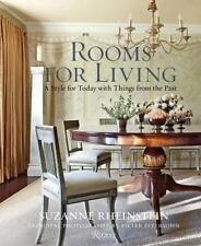 Rooms for Living: A Style for Today with Things from the Past-ExLibrary