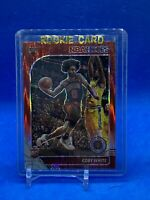 2019-2020 NBA Hoops Premium Stock Red Prizm Pulsar Coby White RC Rookie #204