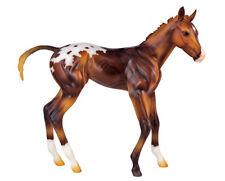 BREYER 9197 - SPRINGTIME horse Filly Espresso 16 inch Appaloosa - 1:6 scale <><