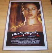 Cat People 11X17 Original Version Movie Poster John Heard Malcolm McDowell