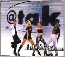 @tak - Anything (Just 4U) - CDM - 1997 - Europop 4TR Dance Pool Finland