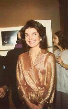 JACQUELINE,JACKIE KENNEDY ONASSIS -WIFE OF PRESIDENT JFK KENNEDY 1981