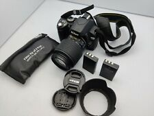 Nikon D40X 6.1MP Digital SLR Camera - Black (Kit w/ AF-S NIKKOR 55-200mm Lens)