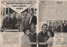 Coupure de presse Clipping 1986 Peyton Place la suite   (2 pages)