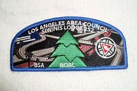 OA SIWINIS 252 LOS ANGELES AREA PATCH 3-D TREE 100TH ANN 2015 NOAC FLAP 350 MADE