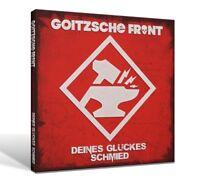 GOITZSCHE FRONT - DEINES GLÜCKES SCHMIED (LIMITED DIGIPAK)  2 CD NEU