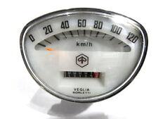 Vespa Tacho 120Km/h Vespa Primavera, ET3, Super, Sprint,Veloce etc.(Weiss).