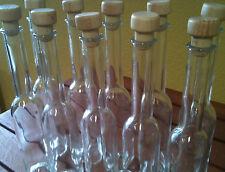 90 x 200ml Fenice leere Glasflaschen Schnapsflaschen inkl.TOP Verschluss