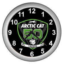 2012 Arctic Cat F1100 Sno Pro 50th Anniversary Snowmobiles Wall Clock