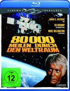 "80.000 Meilen durch den Weltraum [Blu-ray/NEU/OVP] Science-fiction-Serie ""U.F.O."