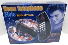 Elvis Presley Neon Musical Telephone Brand New!