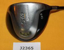 TaylorMade R510 Titanium Ti 9.5º Driver M.A.S 2 Stiff Graphite Golf Club J2365