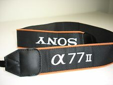 Genuine SONY A77 II Alpha camera strap    #001918