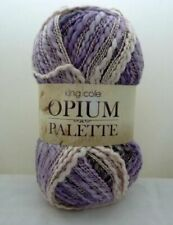 King Cole Opium Palette Shade 1393 Lilac Wine X 100 GMS Multicoloured