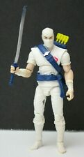 "G.I. Joe 25th Anniversary Comic Pack Storm Shadow 3.75"" Figure *incomplete*"
