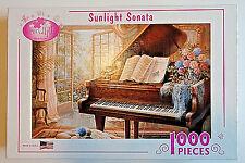 Serendipity {1000 Piece} Sunlight Sonata Jigsaw Puzzle
