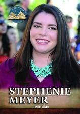 Stephenie Meyer (All About the Author) by Brown, Tracy