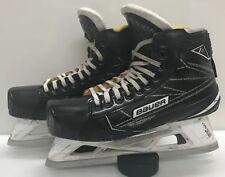 Bauer Supreme 1S Mens Pro Stock Hockey Goalie Skates Size 10E 20040