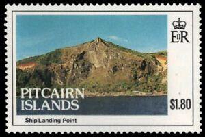 "PITCAIRN ISLAND 388 - Landscapes ""Ship Landing Point"" (pa81655)"