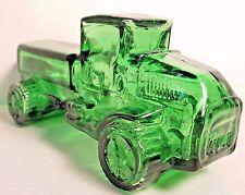 Avon Big Mack Green Truck Oland After Shave Vintage Empty Glass Bottle