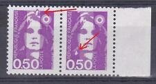 VARIETE FRANCE N°2619 TYPE BRIAT  NEUFS LUXE