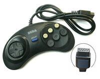 Replacement SEGA MEGA DRIVE Megadrive & GENESIS Games Console Controller PAD