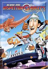 Inspector Gadget's Biggest Caper Ever, Good DVD, Jim Byrnes, Brian Drummond, Mau