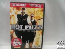 Hot Fuzz * DVD * Fullscreen * Simon Pegg * Nick Frost *