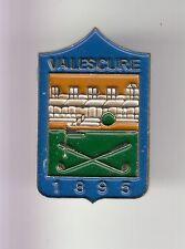 RARE PINS PIN'S .. SPORT GOLF GOLFING GREEN CLUB PARCOURS 1895 VALESCURE 83 ~DE